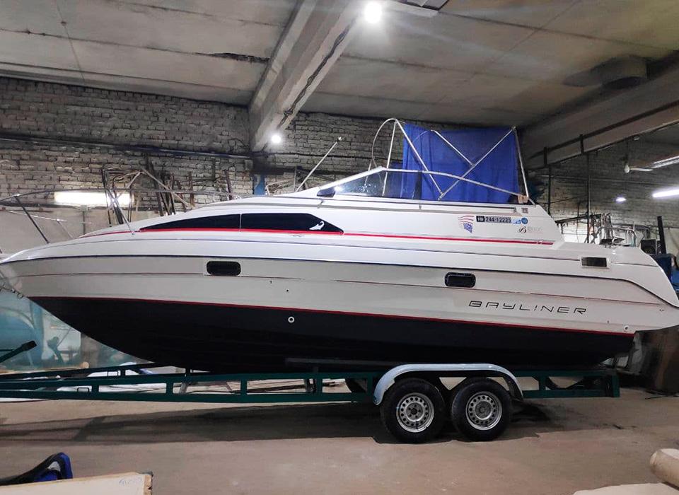 Стекла для яхт и катеров