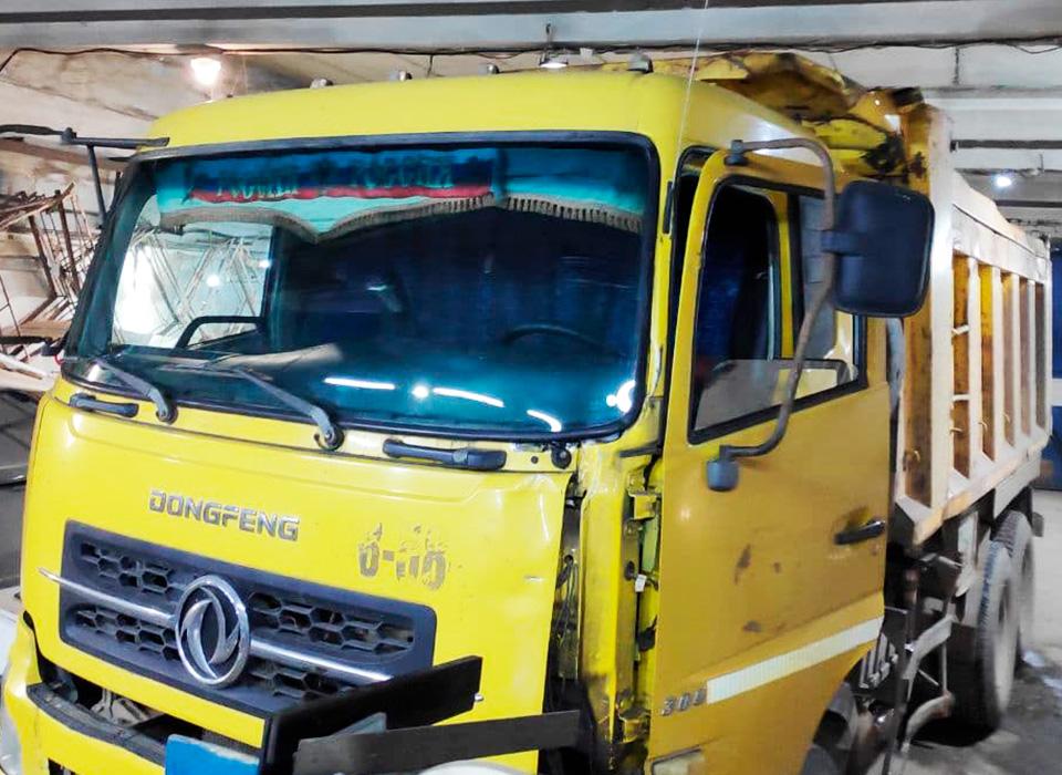 Изготовление стекол для грузовых автомобилей